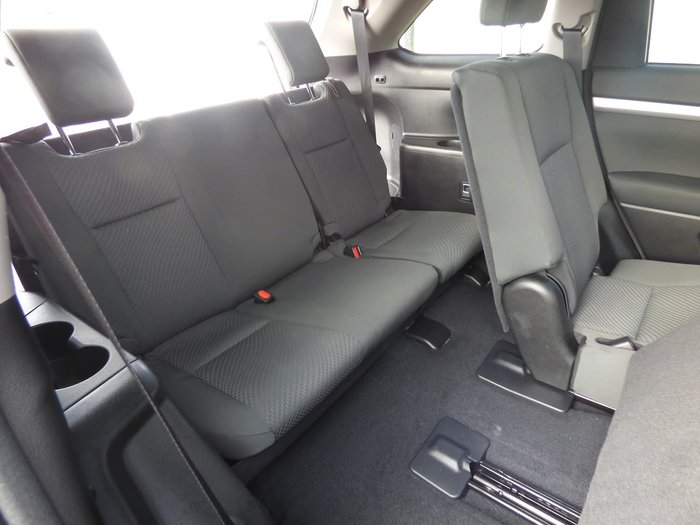 2018 Toyota Kluger GX GSU50R Grey