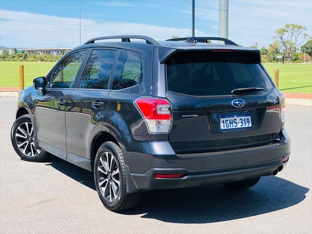 2017 Subaru Forester 2.5i-S S4 MY17 AWD GREY