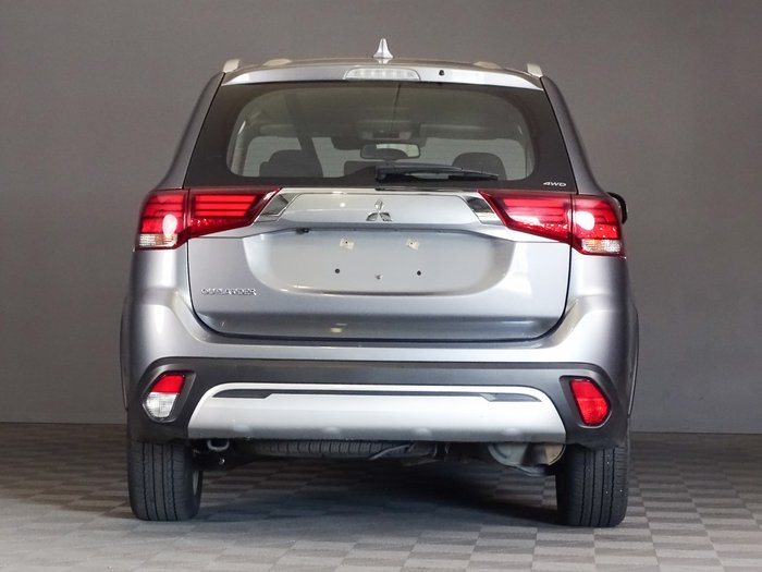 2019 Mitsubishi Outlander ES ZL MY19 AWD Grey