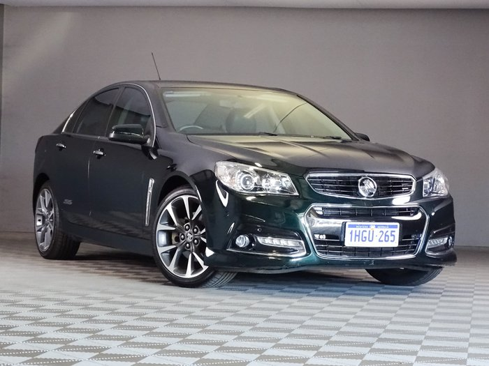2013 Holden Commodore SS V VF MY14 Phantom