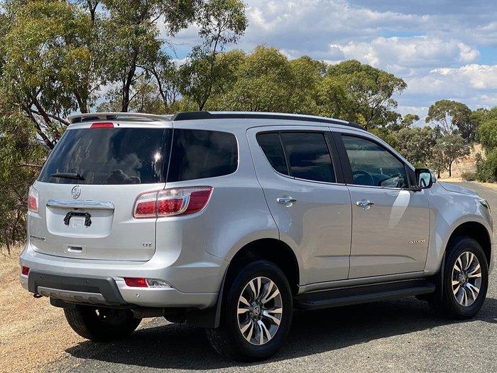2019 Holden Trailblazer Storm RG MY20 4X4 Dual Range Silver