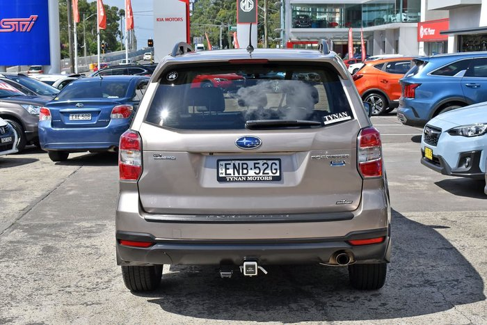 2014 Subaru Forester 2.0D-S S4 MY14 AWD Bronze
