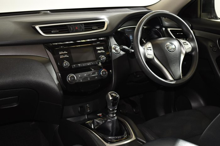 2015 Nissan X-TRAIL ST T32 Diamond Black