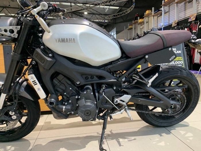 2016 Yamaha XSR900 ABS (MTM850A)