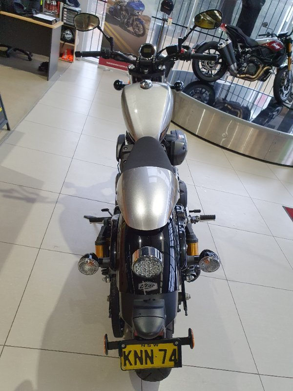2015 Yamaha C-SPEC BOLT Grey