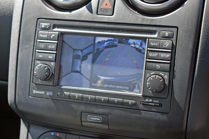 2013 Nissan Dualis Ti-L J10 Series 4 MY13 Silver