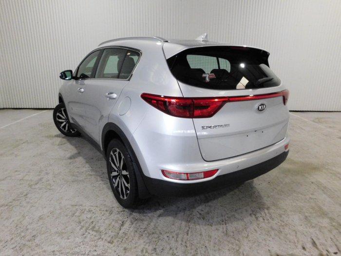 2017 Kia Sportage Si PREMIUM (FWD) QL MY17 Silver