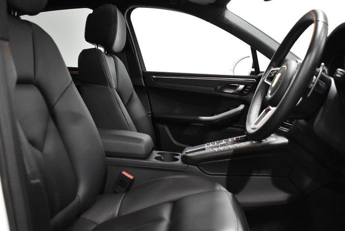 2020 Porsche Macan 95B MY20 AWD White