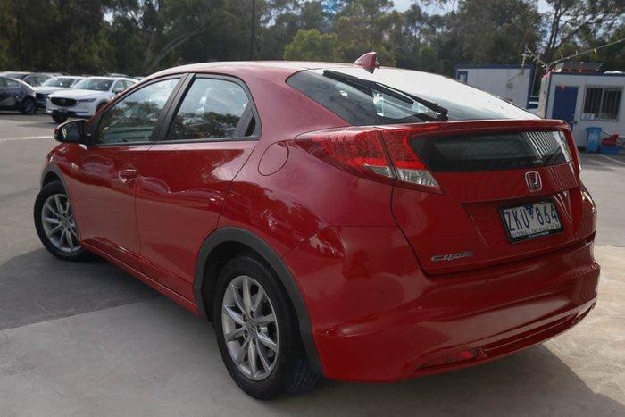 2012 Honda Civic VTi-S 9th Gen Milano Red