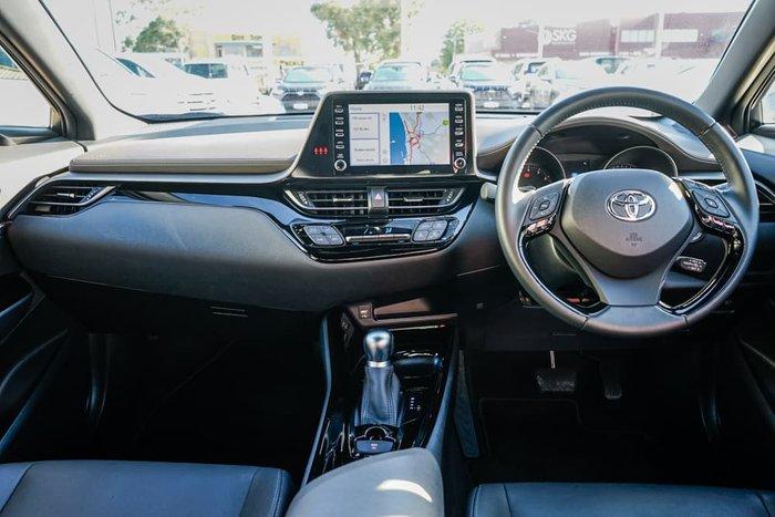 2020 Toyota C-HR Koba NGX50R AWD Nebula Blue