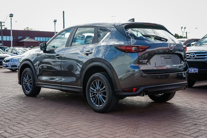 2019 Mazda CX-5 Touring KF Series AWD Machine Grey