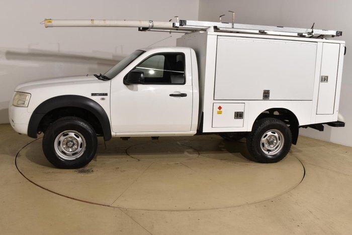 2006 Ford Ranger XL PJ 4X4 Dual Range Cool White