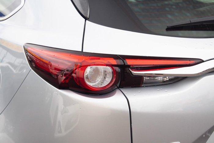 2017 Mazda CX-9 Touring TC Silver