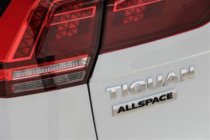 2021 Volkswagen Tiguan 162TSI Highline Allspace 5N MY21 Four Wheel Drive White