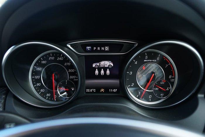 2018 Mercedes-Benz A-Class A45 AMG W176 Four Wheel Drive Grey