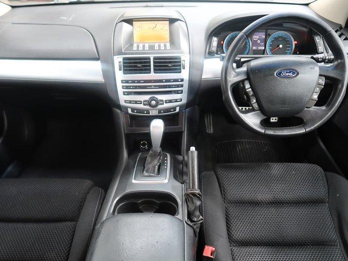 2008 Ford Falcon XR6 FG Blue