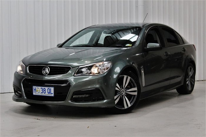 2015 Holden Commodore SV6 VF MY15 Grey