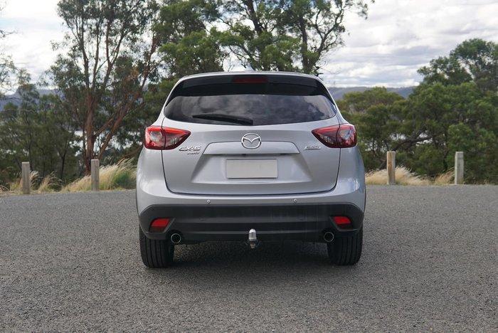 2015 Mazda CX-5 Grand Touring KE Series 2 AWD Silver