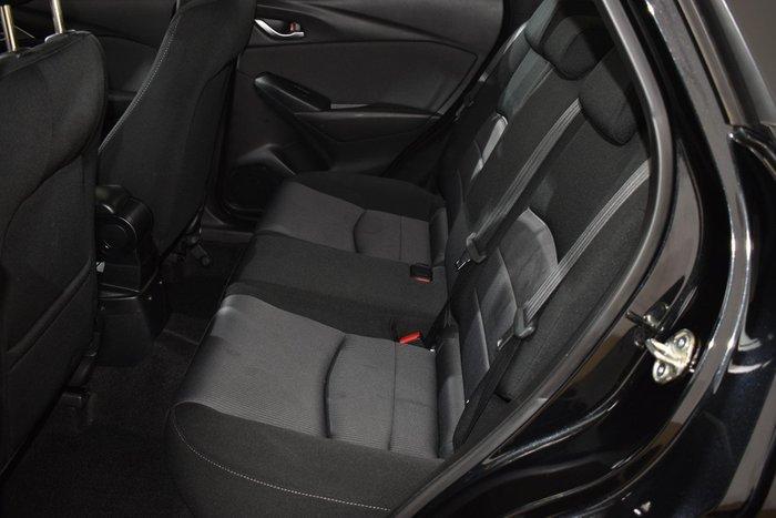2017 Mazda CX-3 Maxx DK Jet Black