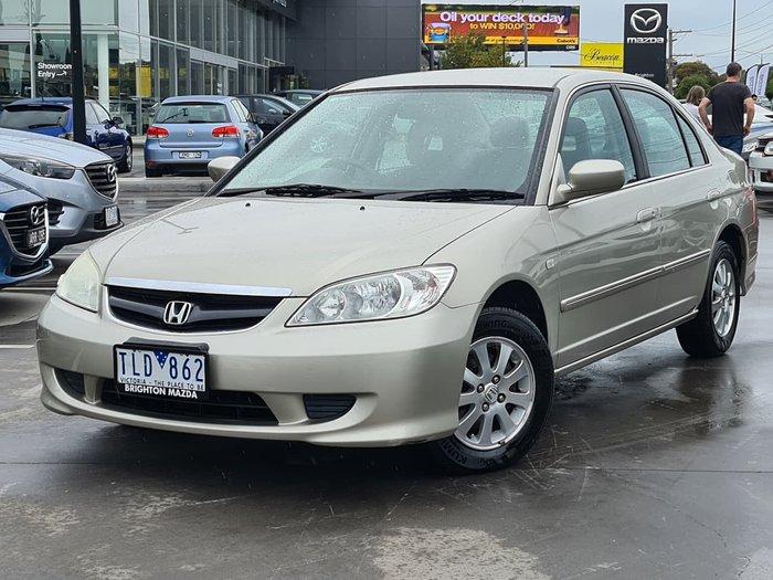 2005 Honda Civic GLi 7th Gen MY05 Silver