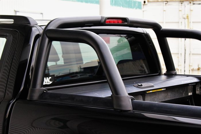 2017 Ford Ranger FX4 PX MkII 4X4 Dual Range Black
