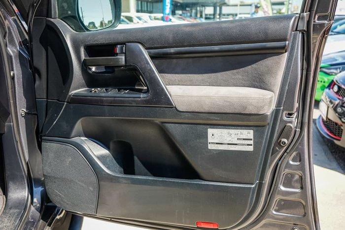 2013 Toyota Landcruiser GXL VDJ200R MY13 4X4 Constant Graphite