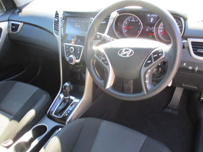 2016 Hyundai i30 Active GD4 Series II MY17 Platinum Silver