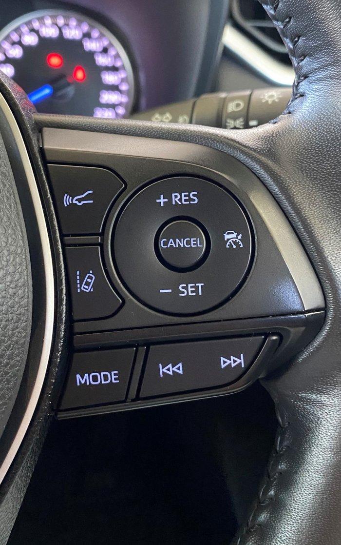2019 Toyota RAV4 GXL Silver Sky