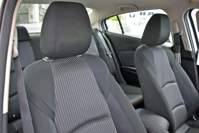 2015 Mazda 3 Maxx BM Series Snowflake White Pearl