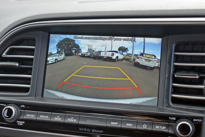 2020 Hyundai Elantra Active AD.2 MY20 Polar White