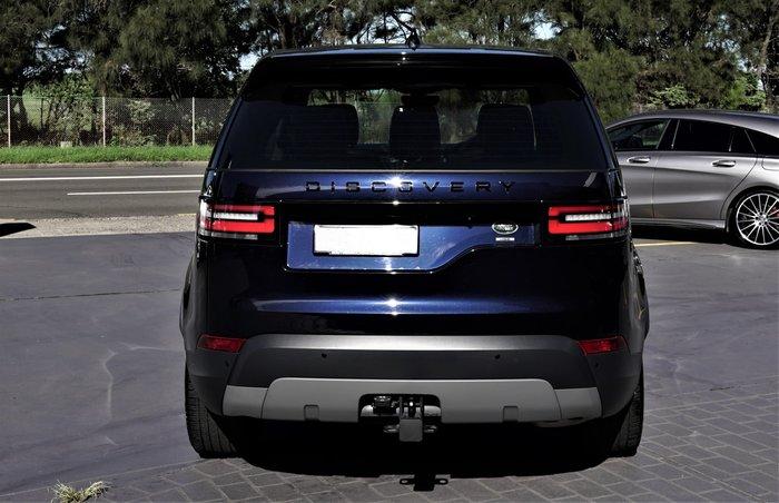 2019 Land Rover Discovery SD4 HSE Series 5 MY20 4X4 Dual Range Portofino Blue