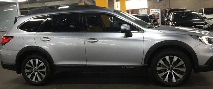 2017 Subaru Outback 2.5i 5GEN MY17 AWD Silver