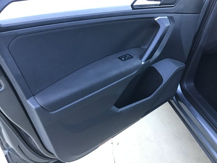 2016 Volkswagen Tiguan 110TSI Comfortline 5N MY17 Indium Grey