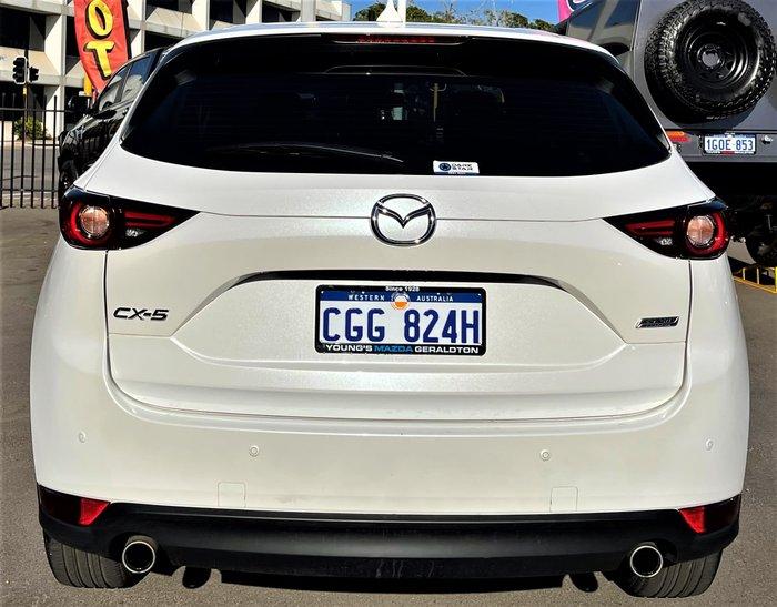 2019 Mazda CX-5 Maxx Sport KF Series Snowflake White Pearl