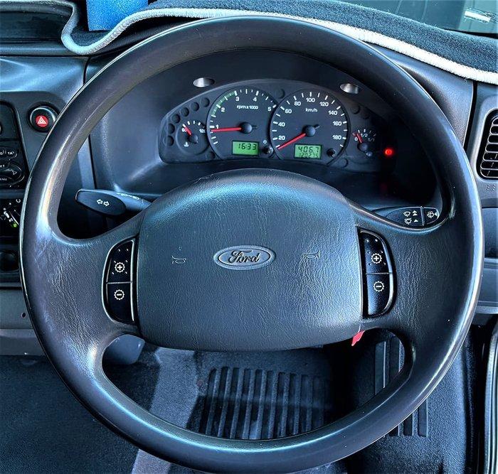 2006 Ford Transit VJ Diamond White
