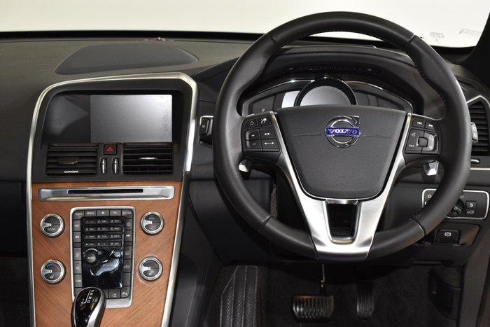 2017 Volvo XC60 T5 Luxury MY17 AWD Crystal White