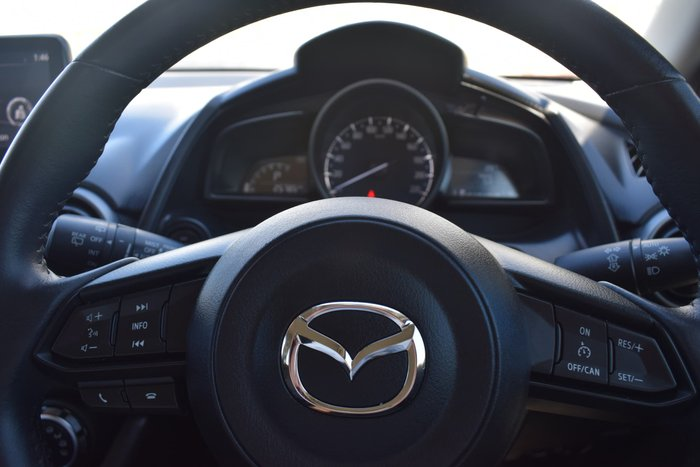 2019 Mazda CX-3 Maxx Sport DK AWD Soul Red Crystal