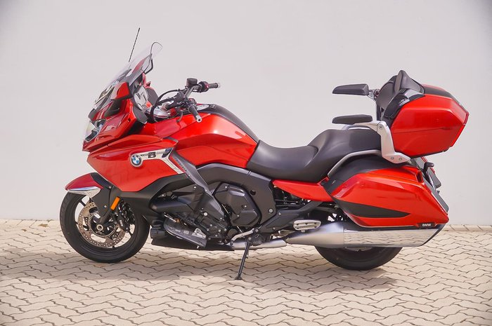 2020 BMW K 1600 B GRAND AMERICA Red