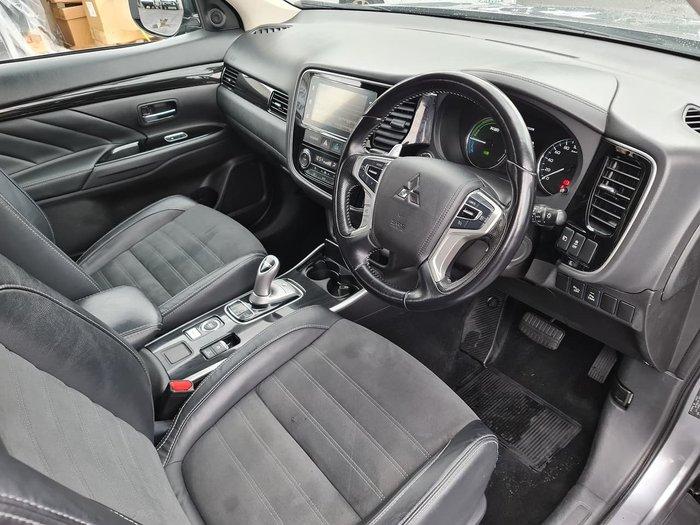 2017 Mitsubishi Outlander PHEV LS ZK MY17 AWD Grey