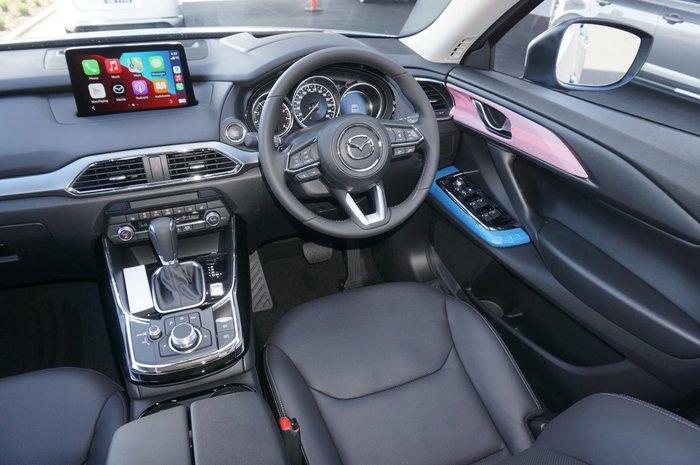 2021 Mazda CX-9 Touring TC Sonic Silver