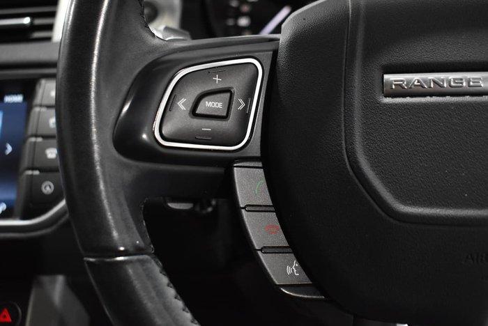 2016 Land Rover Range Rover Evoque TD4 150 SE L538 MY17 4X4 Constant Kaikoura Stone