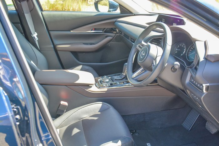 2020 Mazda CX-30 G25 Astina DM Series Deep Crystal Blue