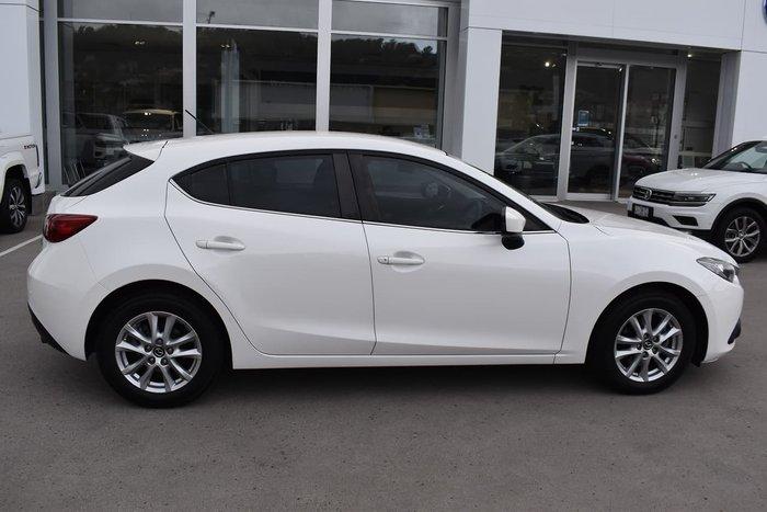 2016 Mazda 3 Maxx BN Series White