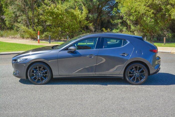 2020 Mazda 3 X20 Astina BP Series Machine Grey