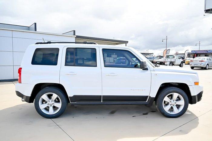 2016 Jeep Patriot Sport MK MY16 White