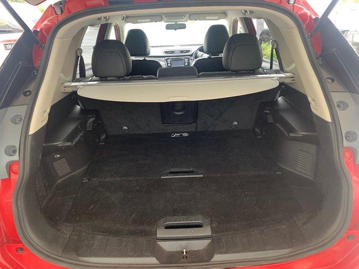 2014 Nissan X-TRAIL ST-L T32 4X4 On Demand Red