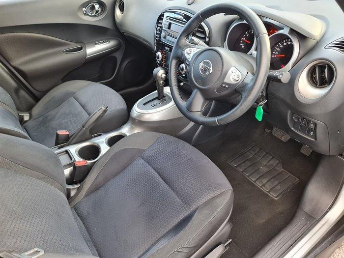 2015 Nissan JUKE ST F15 Series 2 Silver