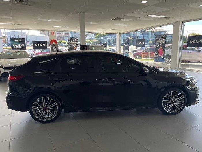 2020 Kia Cerato GT BD MY21 Black