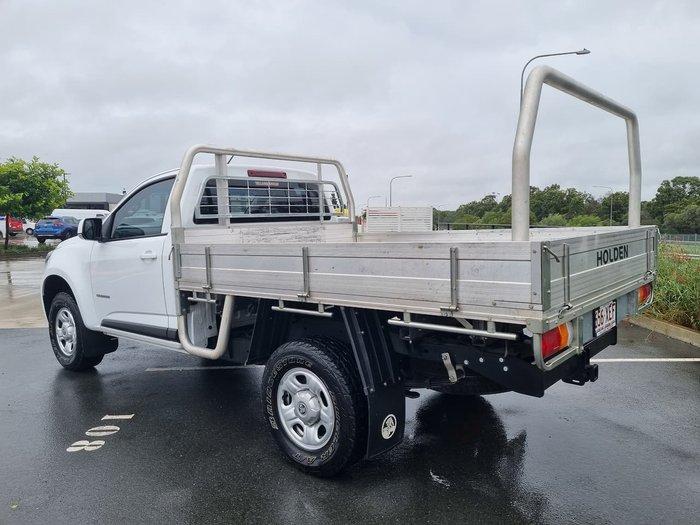 2018 Holden Colorado LS RG MY18 White