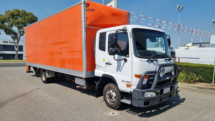 2014 UD MK 11 250 LWB WHITE